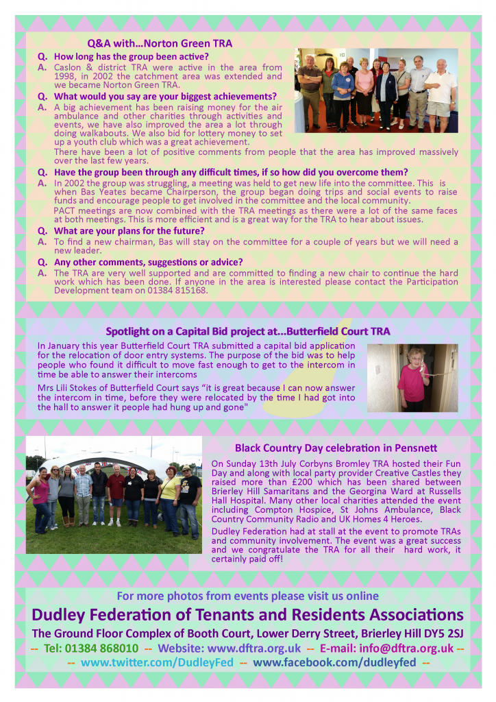 DFTRA news July 2014 p2