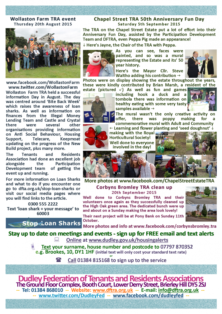 DFTRA news August-September 2015 p2