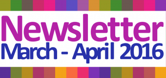 Dudley Federation newsletter March – April 2016