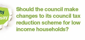 Council Tax Reduction Scheme 2017/18 Consultation