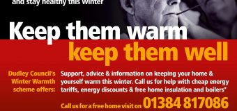 Council scheme helps residents keep homes warm and save cash