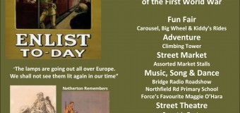 First World War Day in Netherton