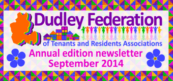 Dudley Federation Annual newsletter 2014