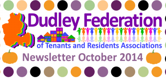 Dudley Federation Newsletter October 2014
