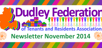 Dudley Federation Newsletter November 2014