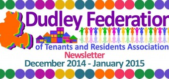 Dudley Federation Newsletter December 2014 – January 2015