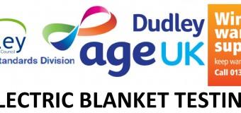 Electric Blanket Testing in October