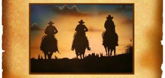 Wild West Day in Netherton