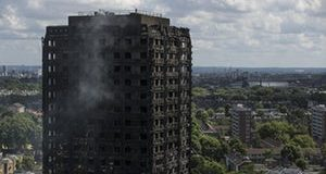 Grenfell Tower Fire – Dudley Federation response